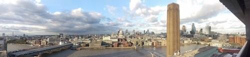 Adéla - Londýnské panorama