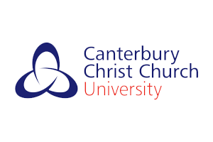 Logo Canterbury Christ Church University