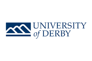 Logo University of Derby