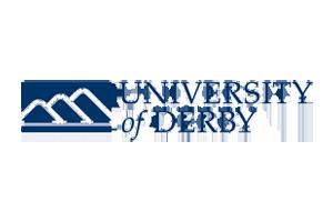 Logo University of Derby