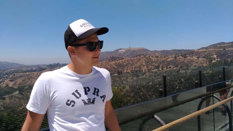 Viktor a Hollywood