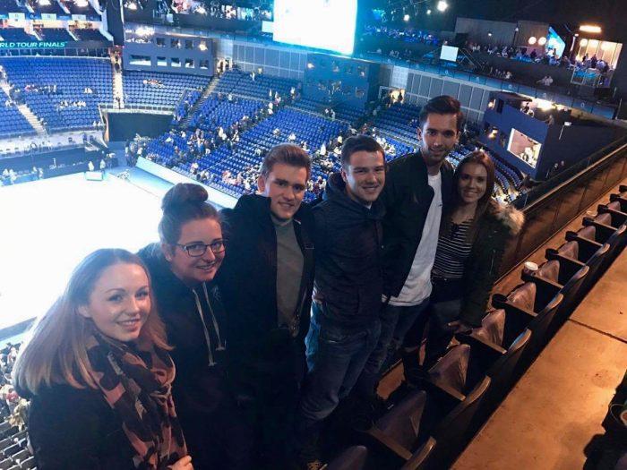 ATP Finals v O2 areně