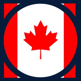Studuj v Kanadě - vlajka Kanady